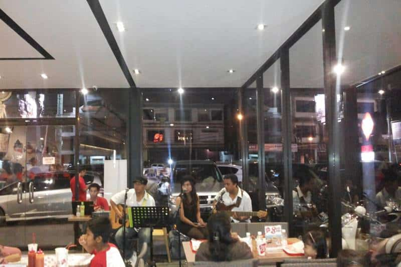 Sound System Grand Opening Bonchon Chicken Bali