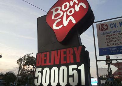Sound System Garand Opening Bonchon Chicken - Link Bali Enterprise 3180117