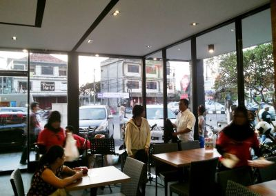 Sound System Garand Opening Bonchon Chicken - Link Bali Enterprise 4180117
