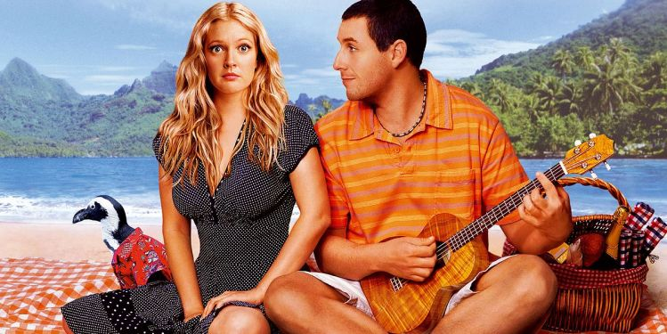 50 First Dates movie picture