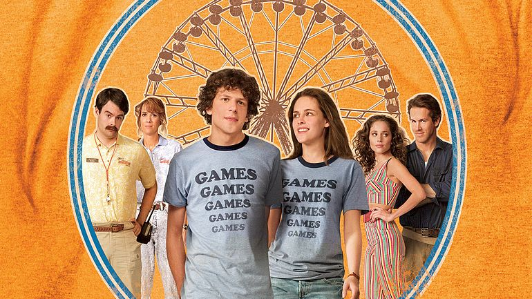 Movie poster Adventureland