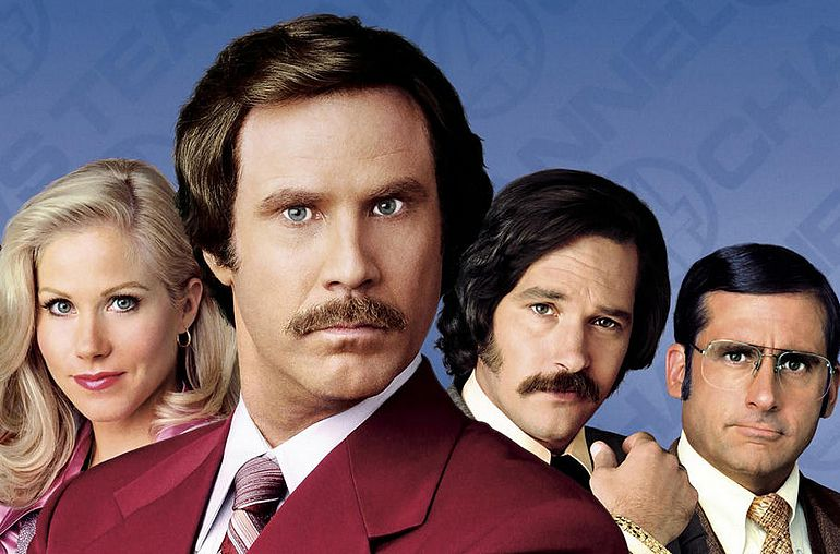 Anchorman: The Legend of Ron Burgundy picture
