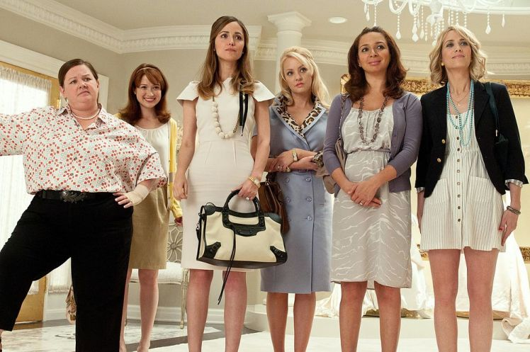 Picture from Bridesmaids