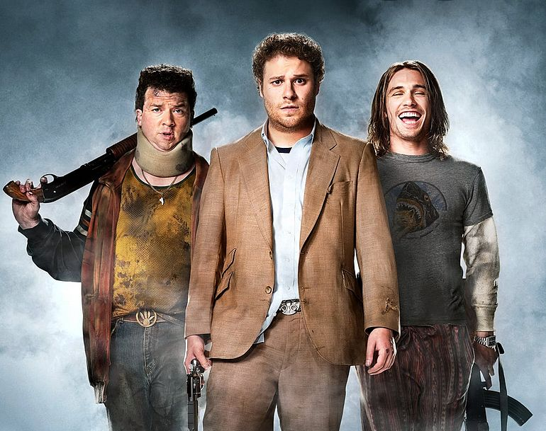 film poster pineapple express