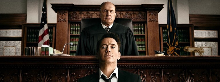 movie poster the judge
