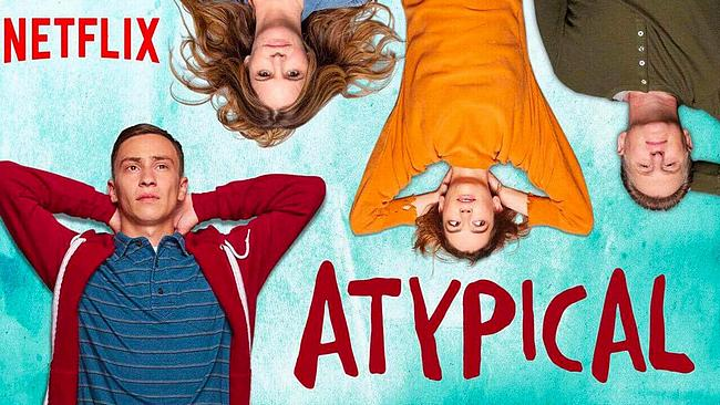 Atypical movie poster