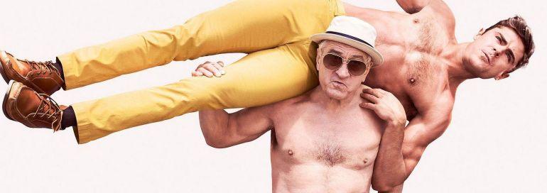 """Film poster """"Dirty Grandpa"""""""