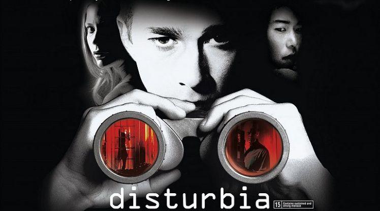 Film poster Disturbia