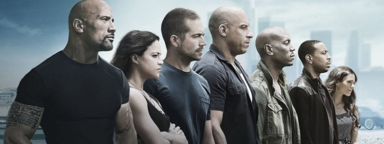 Furious 7 movie picture