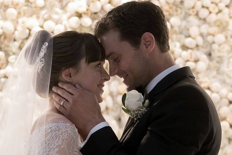 Fifty Shades Freed film poster