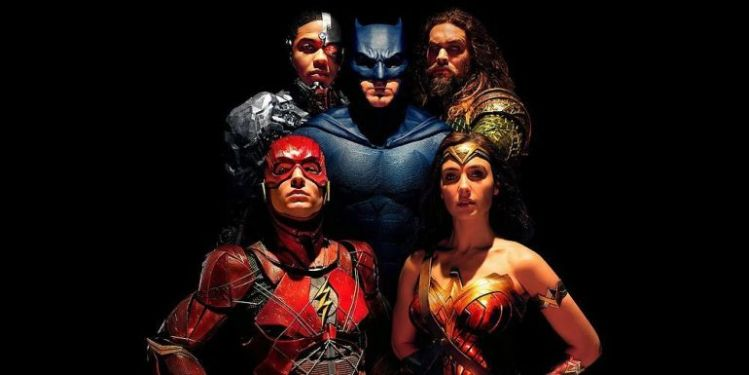 Justice League movie picture