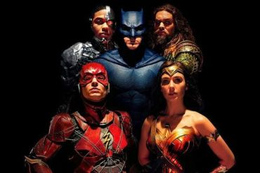 Justice League movie picture