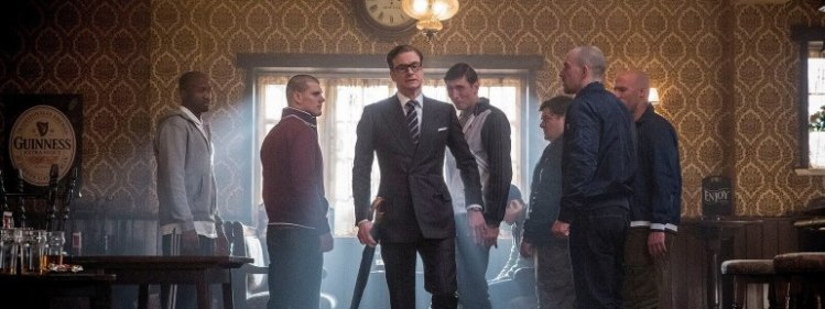 Kingsman: The Secret Service movie picture
