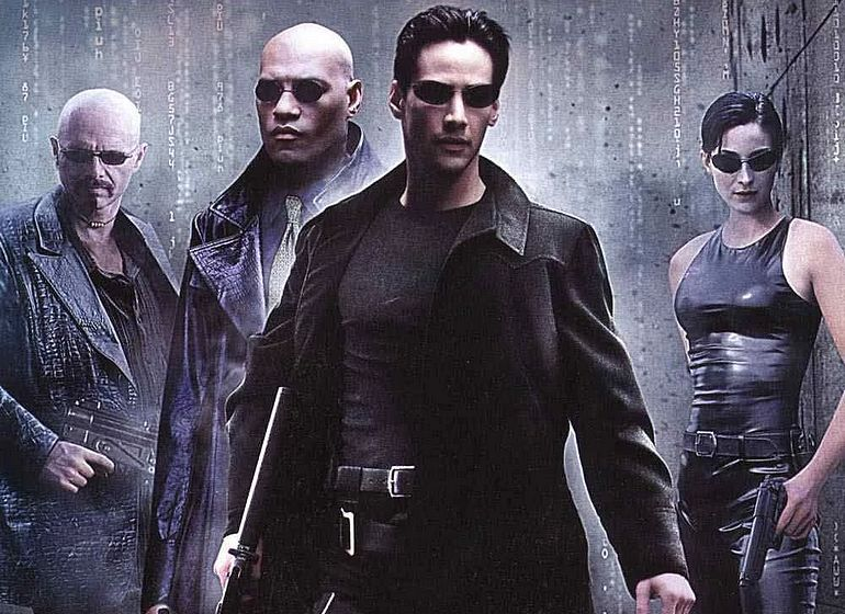 Matrix movie picture