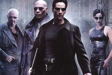Matrix movie picture