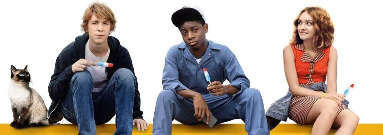 Me and Earl and The Dying Girl movie picture