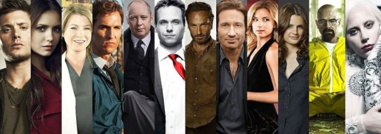 various tv series