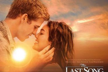 The Last Song film poster