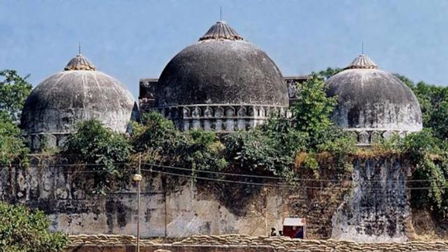 Image result for what has happened to the ruins of babri masjid