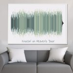 Baby's First Words Sound Wave | Sound Wave Art