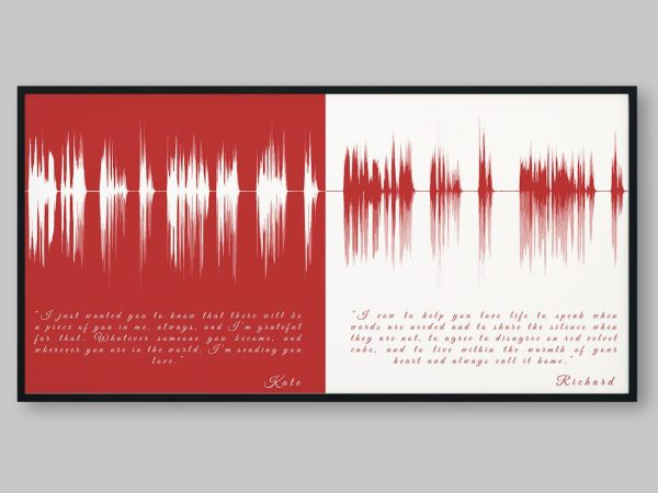 Wedding Vows Soundwave with Lyrics