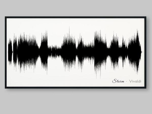 Song Soundwave Art