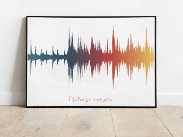 i love you soundwave image