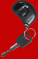 Prestige Car Alarm: Aps25chx
