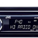 JVC Deck: KD-HDR40 big