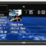 JVC Deck: KW-AVX830 big