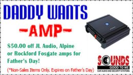 Father's Day Sale in Tempe Arizona near Phoenix, AZ at Sounds Good To Me