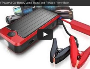 Testimonial of PowerAll Car Battery Jump Starter and Portable Power Bank