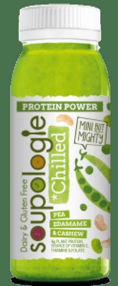 Soupologie High Protein Pea Edamame Cashew