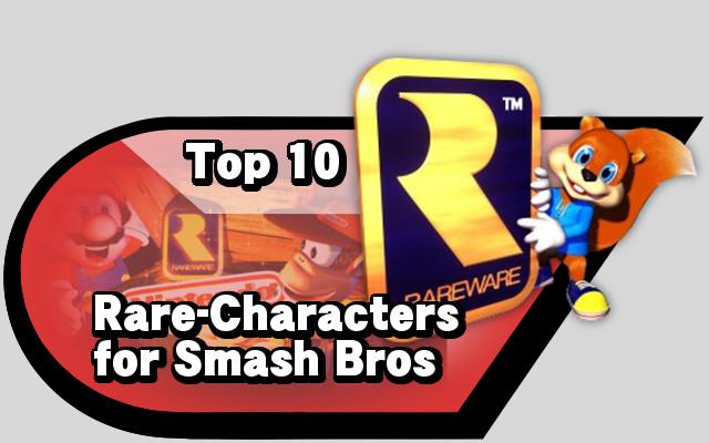 Top 10 Rare