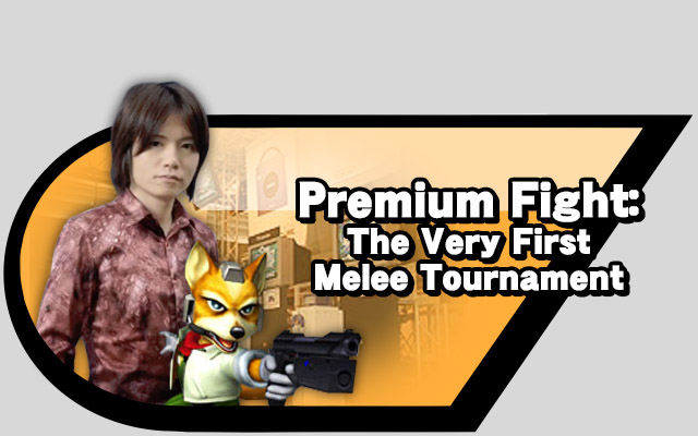 first Melee tourney alt