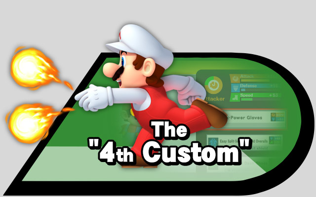 4th custom