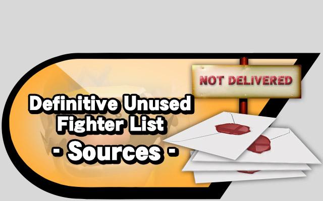 Unused Fighter