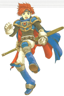 Early concept art of Roy. For more information on Roy's early design check out Kantopia's blog. It was a really useful source for this article.