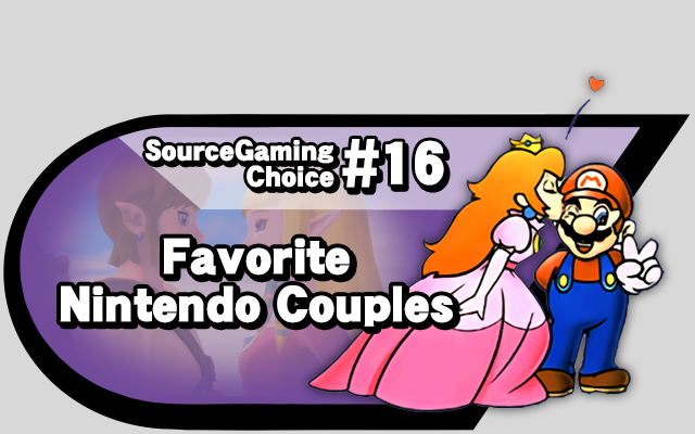 Favorite Nintendo Couples