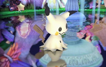 Mimikyu in Super Smash Bros. Ultimate