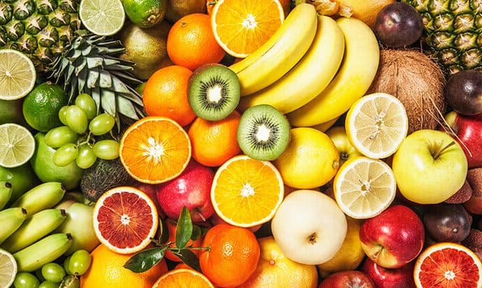 fruits to increase muscle mass