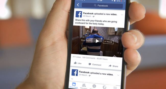 download audio from Facebook video