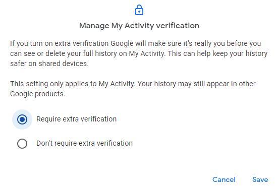 Google verification