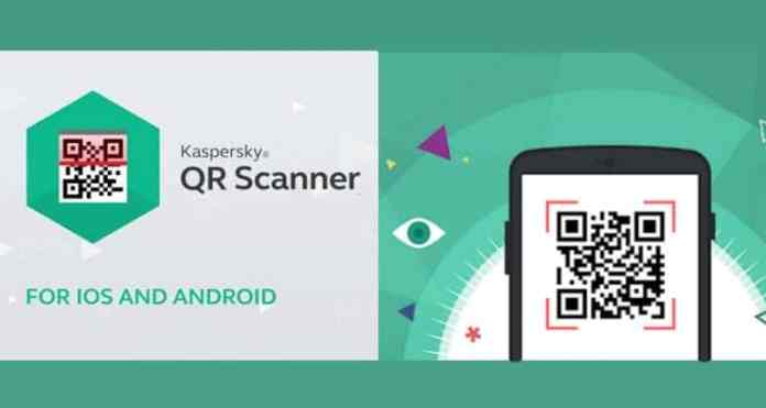 Kaspersky QR reader