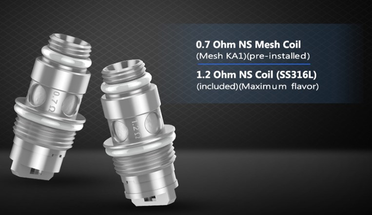 GeekVape Frenzy Kit Features 5