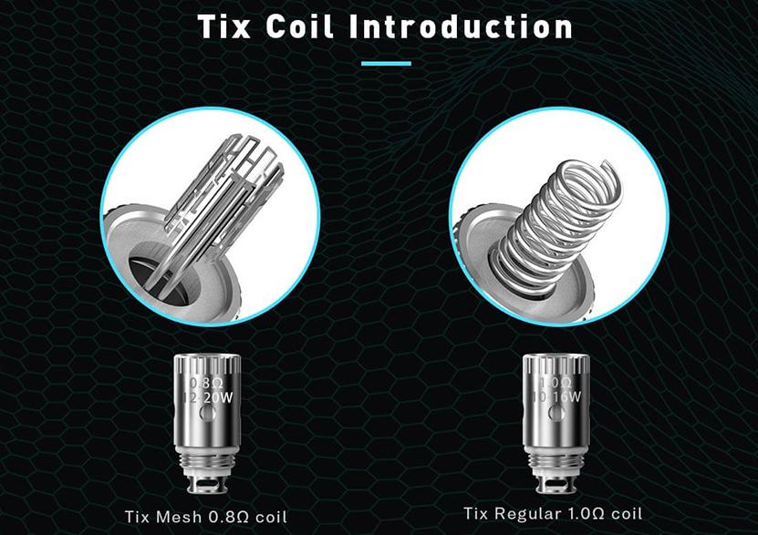 Tix Pod System Kit Features 05