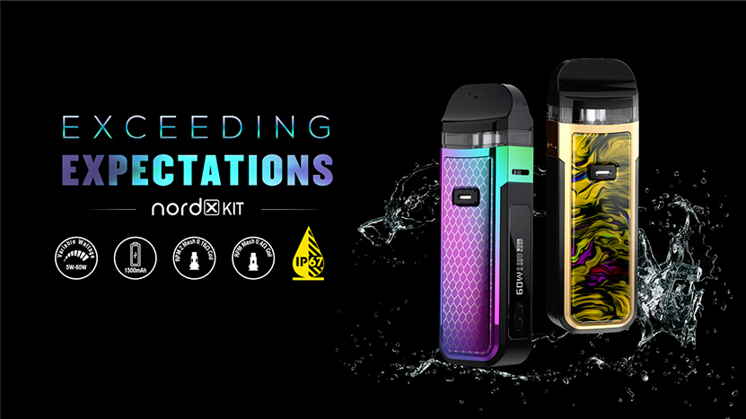SMOK Nord X Kit Feature 8