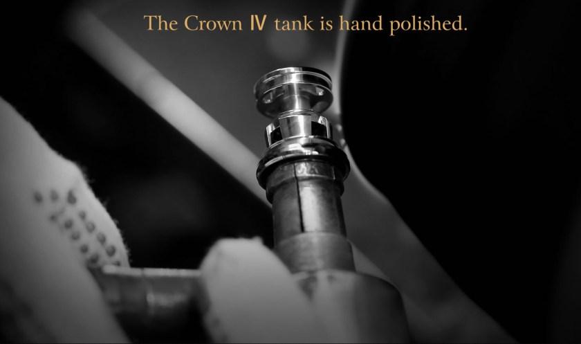 Uwell Crown 4 Vape Kit Features 4