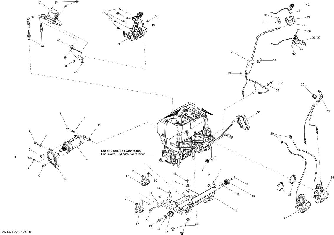 Tundra Body Mount