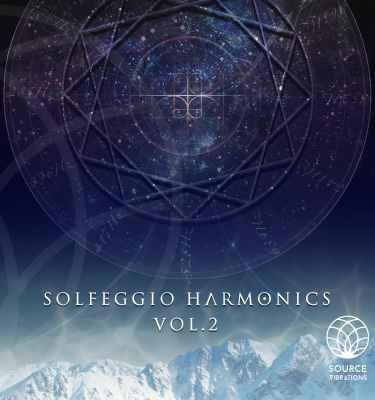 Solfeggio Harmonics Vol.2
